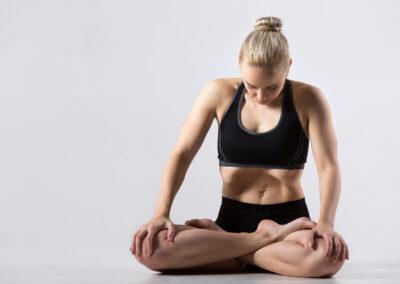 Uddiyana Bandha practice